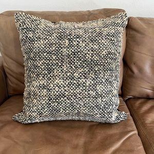 CB2 Pillow Cover & Pillow Insert